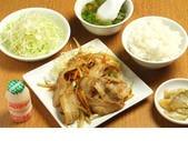中華風生姜焼き