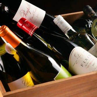 魚介と相性抜群のワインをご用意