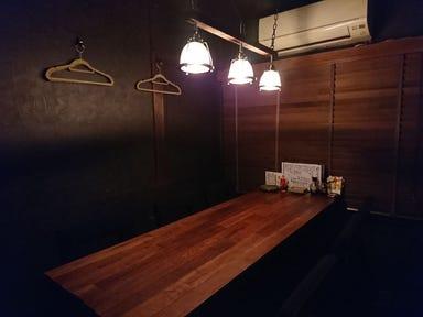 焼酎道楽 金星  店内の画像