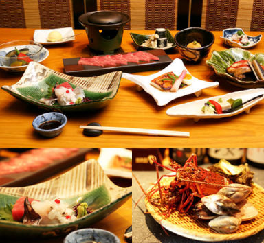 実味美~和房~かぶと 浜松  コースの画像