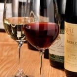 100種を超えるワイン