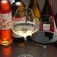 多彩なテイストの自然派ワインは当店の誇り