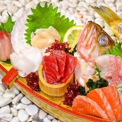 活菜旬魚 さんかい 琴似店