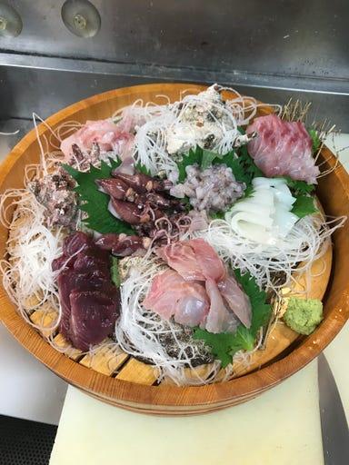 魚菜 海月  メニューの画像