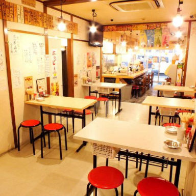 串カツ田中 方南町店  店内の画像
