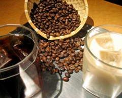 こだわりのコーヒー焼酎