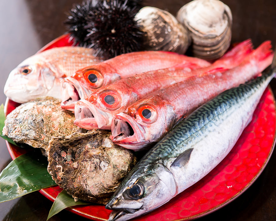 市場直送!新鮮魚介をお楽しみ下さい