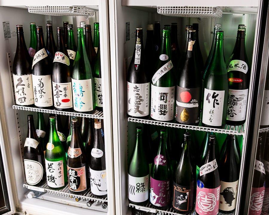 日本酒ファンを唸らす新潟地酒