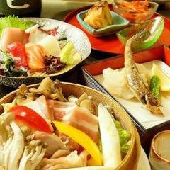全品安心の全品 銘々盛 福島コース 料理5500⇒クーポンで5000円(税込)