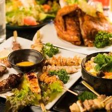 【宴会に】選べる鍋付き宴会コース 料理7品+2時間飲み放題付き お1人様3,500円