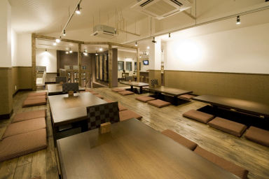 黒天 KURO-TEN  店内の画像