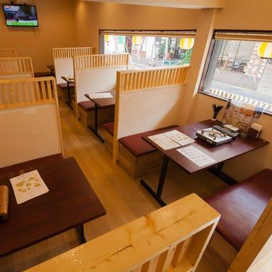 中華料理 ハルビン餃子 行っ徳 店内の画像