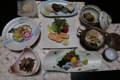 弥助鮨 高崎 四ツ屋店  コースの画像