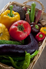 地野菜&産地にこだわった野菜たち