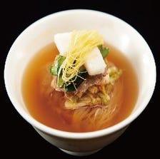 自家製「冷麺」
