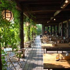 restaurant&garden chou‐cho