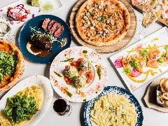 Fiore pizza and dining bar(フィオーレ ピザ ダイニングバー)