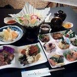 各種ご宴会にオススメのコースも4,500円~!!
