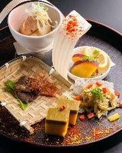 独創性あふれるアラカルト料理の数々