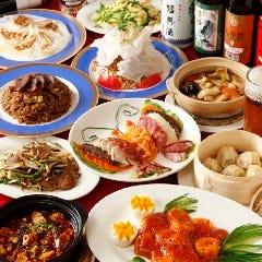 本格中華&個室宴会 香港厨房 橋本店