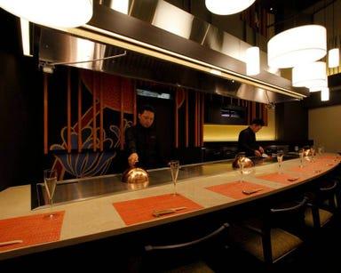 鉄板Diner JAKEN 新宿店 店内の画像