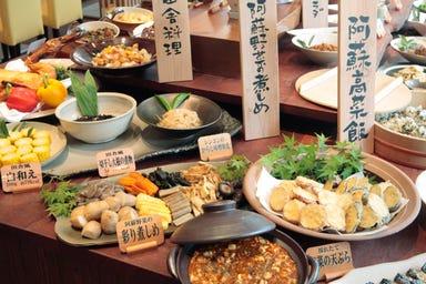 バイキングレストラン 乙姫の森  コースの画像