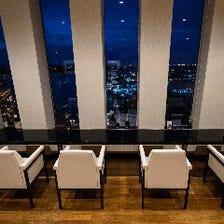 19Fからの「絶景」横須賀の街を一望