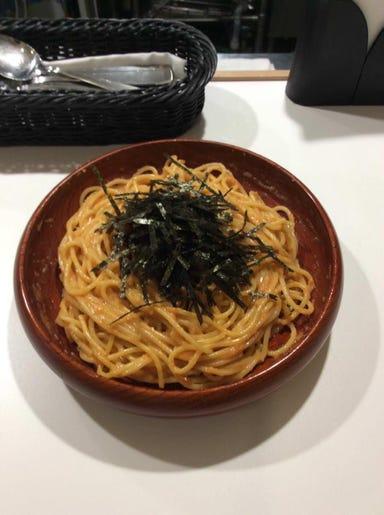 スパゲティ HIDE  こだわりの画像
