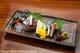 プリプリ秋刀魚のお刺身!! 仕入れによって内容は変わります。