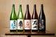 日本酒もたっぷり楽しめます!!