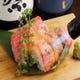 黒毛和牛の棒寿司☆A5ランクの和牛が口の中でとろけます。。