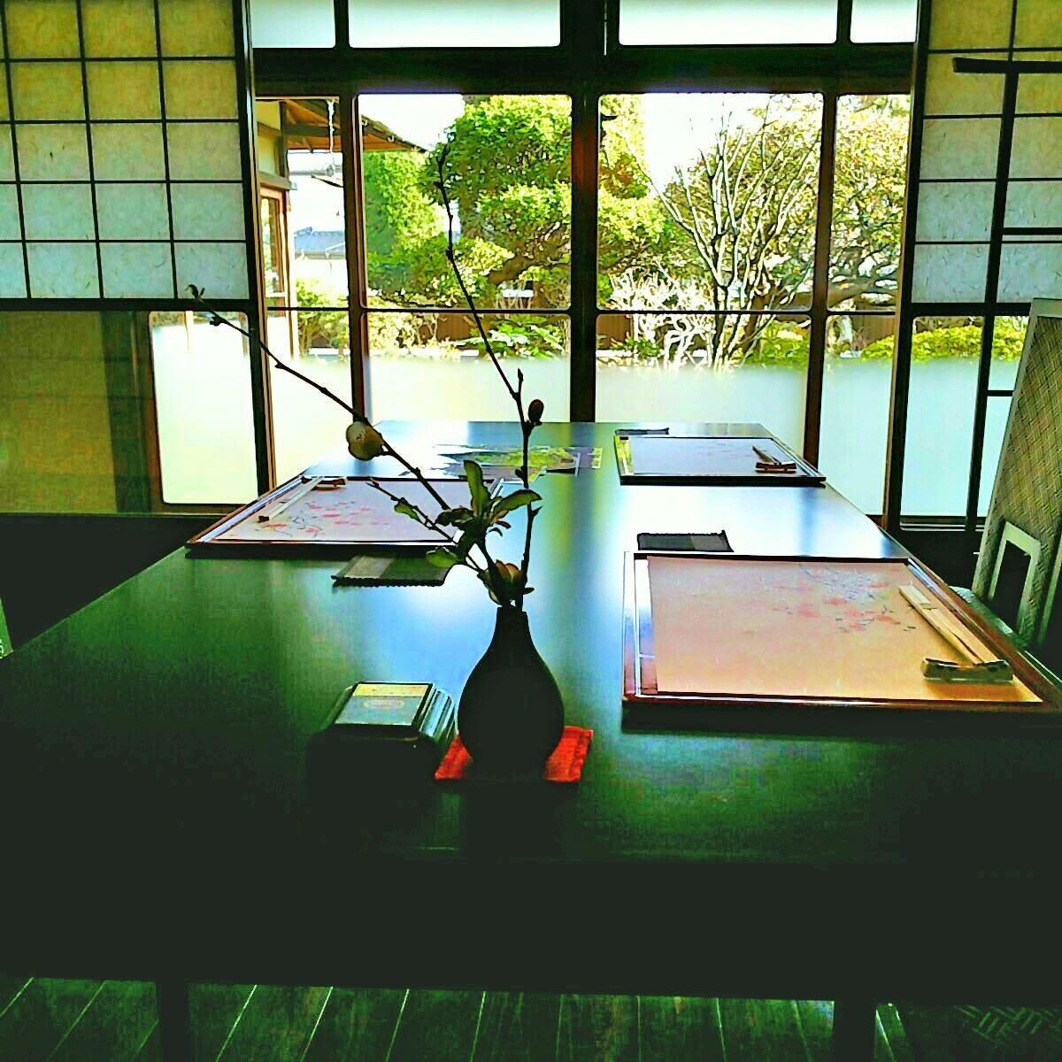◆庭園を望みながらの贅沢なひと時◆