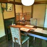 完全個室【テーブル席】