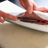 料理人がさばくお刺身を是非ご堪能下さい!