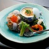 ~京料理~ 季節に合わせた料理をご用意します