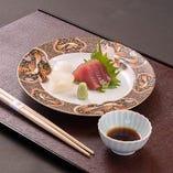 ~新鮮な魚と野菜~ その時期旬な食材をご用意