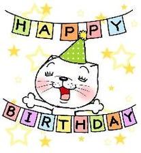 お誕生日に♪サプライズケーキ(*^^*)