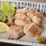 高宮鶏(ガーリック焼 or チーズ焼)