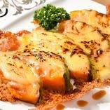 カボチャチーズ焼