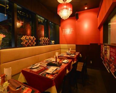 Asian Dining &Bar SAPANA 神楽坂店 店内の画像