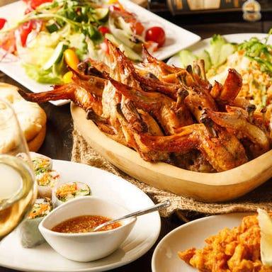 Asian Dining &Bar SAPANA 神楽坂店 コースの画像