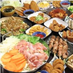 鶏料理×食べ放題 鳥さむらい 新宿三丁目店