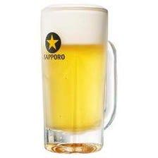 200円ビール開催中!!