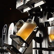 焼肉と楽しむならやっぱりビール!