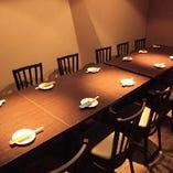 2階完全個室席は14名様までOK!! 週末は問い合わせ、ご予約殺到のためお早目に…