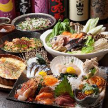 特選忘新年会プラン 【キンキ・アンコウ 選べる鍋 低温料理肉盛り】 6000円→5000円