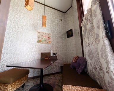 アジアンダイニング 杏's cafe  店内の画像