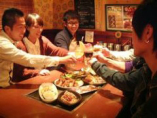 ¥3800~飲み放題付きコース料理あります 18~24名まで貸切OK