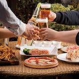 【飲み放題付き】多彩なシーンで選べる宴会プランをご用意!