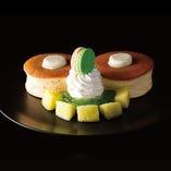 ホテルニューオータニ特製 「メロンパンケーキ」